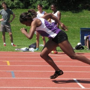 Female Sprinters Highlights for the Outdoor Season