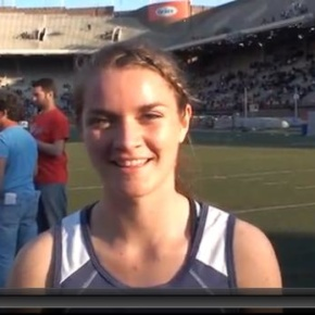 Interview from Penn Relays on Flocast